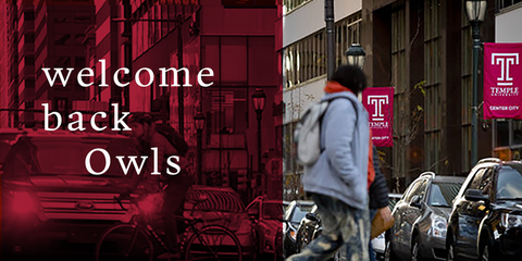 Welcome Back Owls